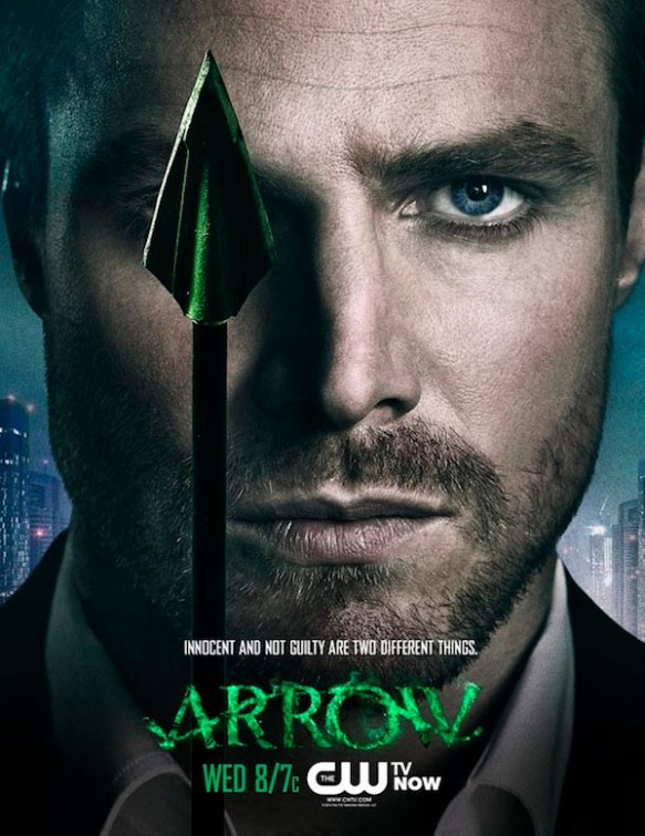 Arrow poster saison1 222