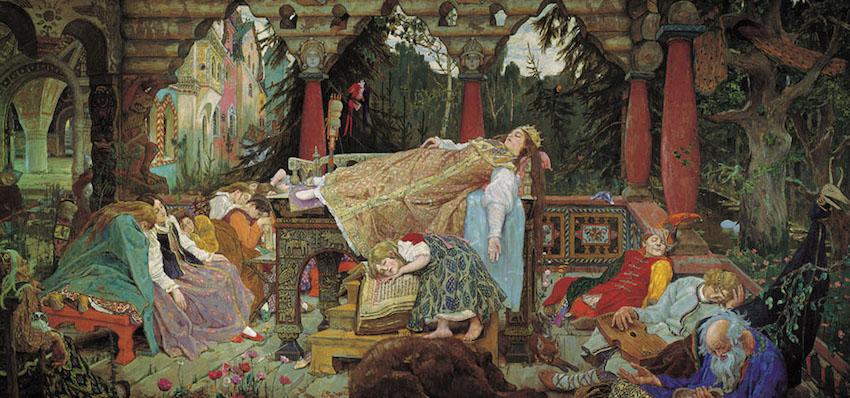 Belle au bois dormant 1