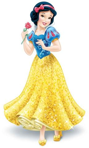 Blanche neige redesign