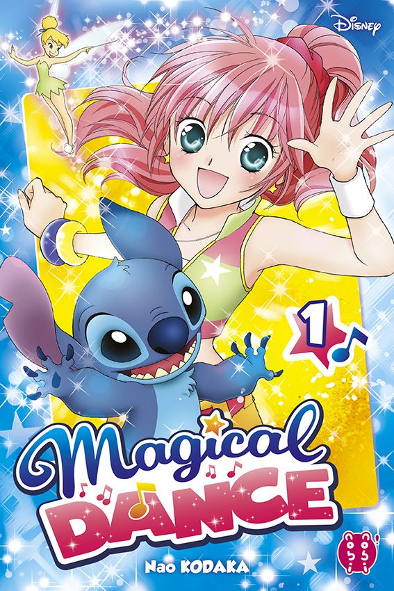 Disney magical dance 1 nobi