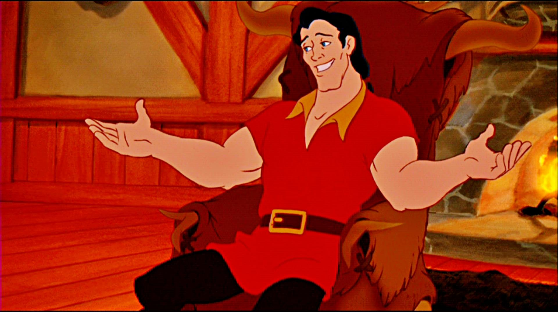 Gaston talking walt disney characters 35312359 2560 1434