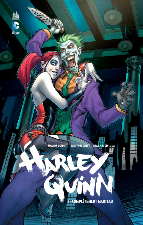 Harley quinn tome 1 31593