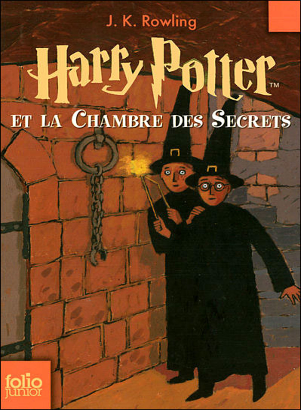 Harry potter et la chambre des secrets harry potter tome 2