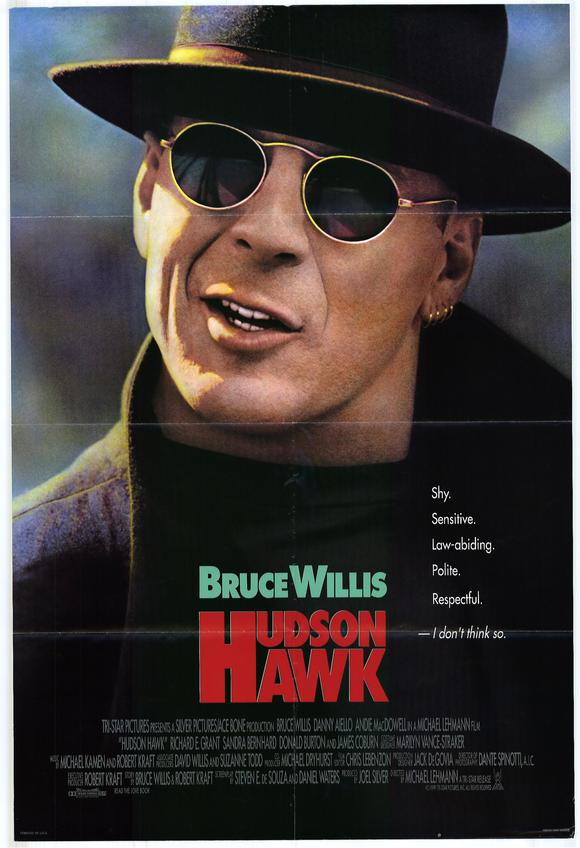 Hudson hawk gentleman cambrioleur 2