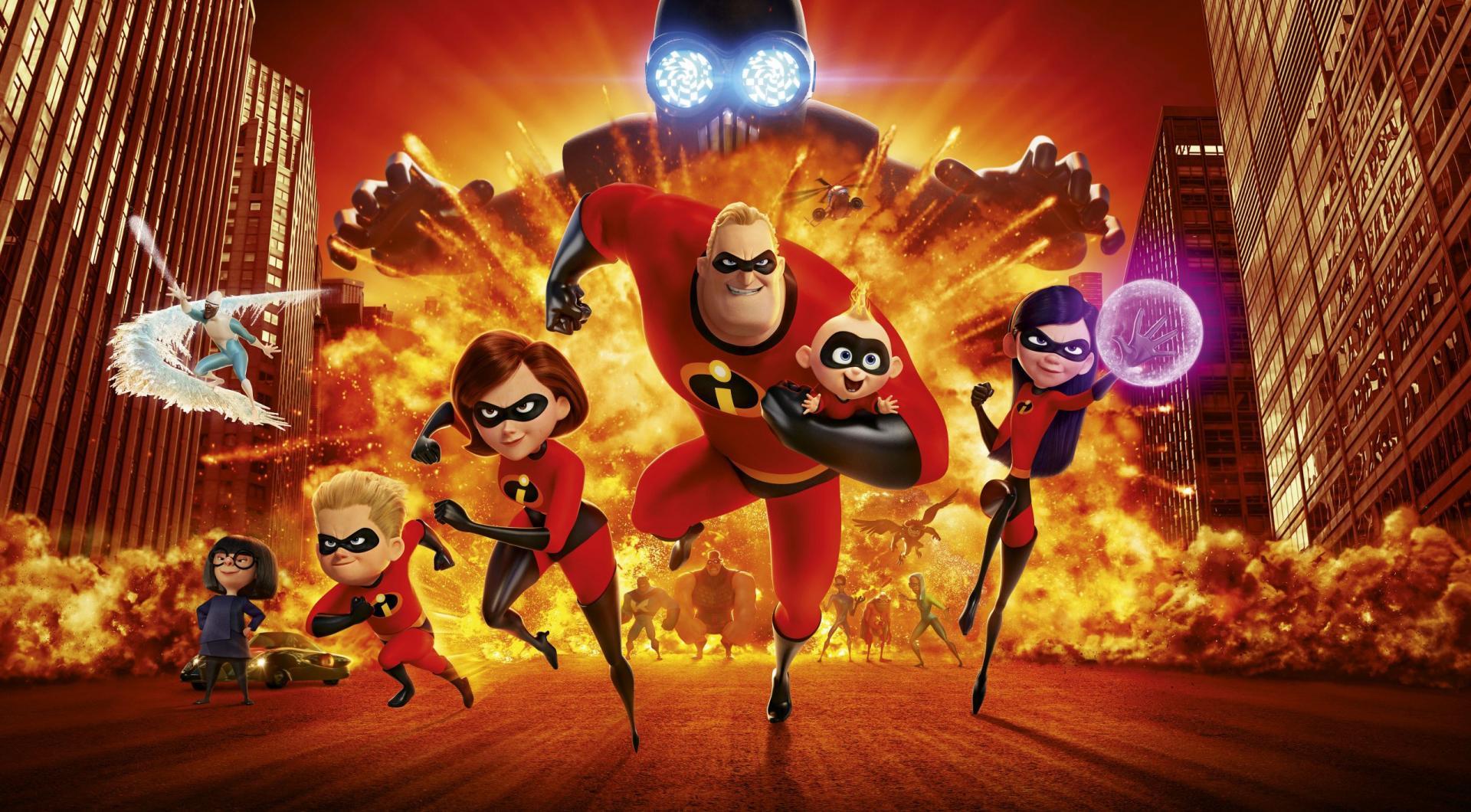Incredibles 2 animation 4k 8k 2560x1440 e1530718954466