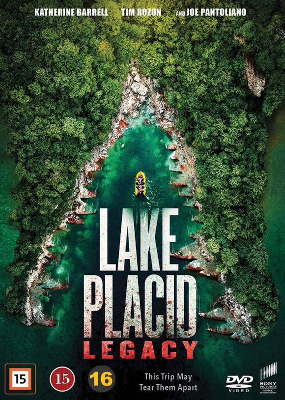 Lake placid legacy dvd