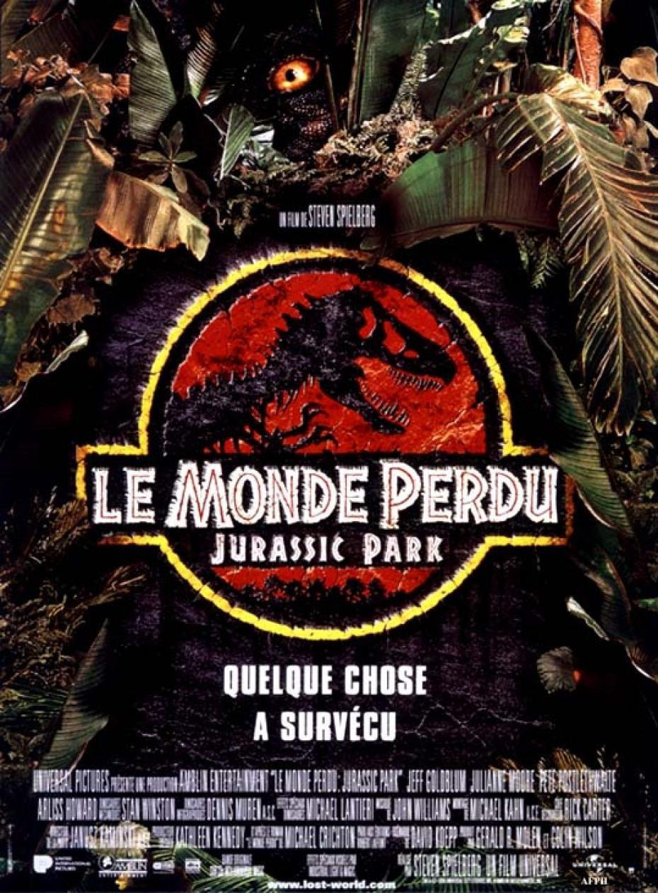 Le monde perdu jurassic park