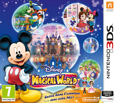 Ps 3ds disneymagicalworld frfr