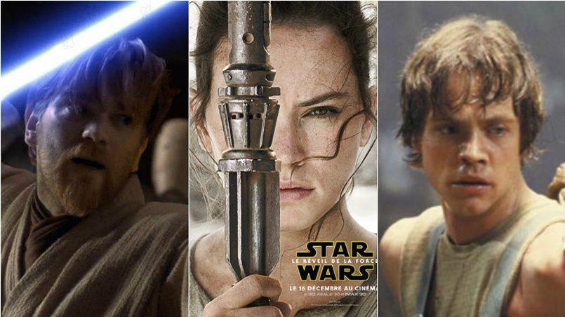 Star wars troisieme trilogie production