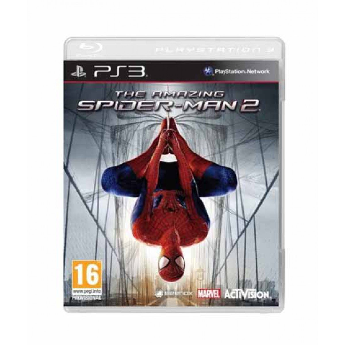 The amazing spider man 2 for ps3 game 1